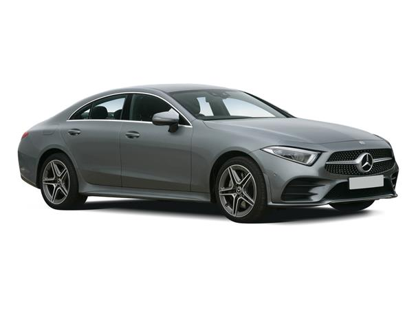 Mercedes-Benz Cls Diesel Coupe CLS 300d AMG Line 4dr 9G-Tronic Contract Hire & Leasing