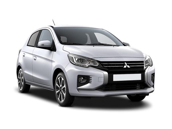 Mitsubishi Mirage Hatchback 1.2 Design 5dr CVT Contract Hire & Leasing