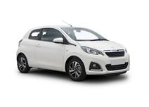 PEUGEOT 108 HATCHBACK 1.0 72 Active 3dr