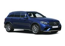 MERCEDES-BENZ GLC AMG ESTATE SPECIAL EDITION GLC 63 S 4Matic Edition 1 5dr 9G-Tronic