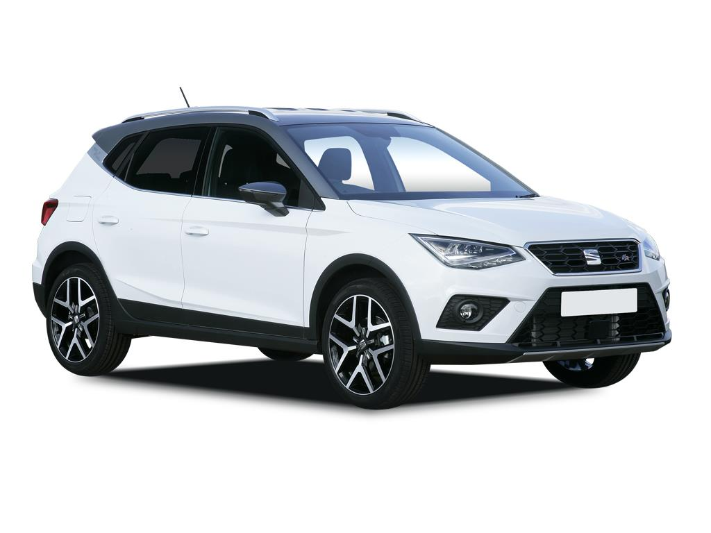 Seat Arona Diesel Hatchback 1.6 TDI 115 SE Technology Lux [EZ] 5dr Contract Hire & Leasing