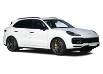 PORSCHE CAYENNE ESTATE Turbo 5dr Tiptronic S