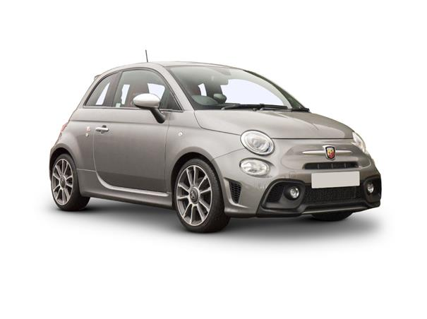 Abarth 595 Hatchback Special Edition 1.4 T-Jet 165 Turismo 70th Anniversary 3dr Auto Contract Hire & Leasing