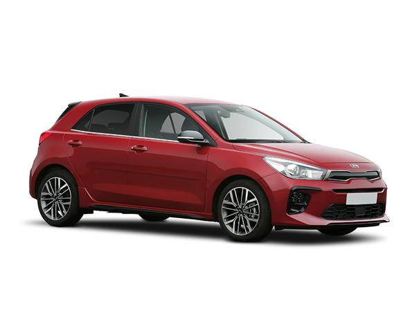 KIA Rio Hatchback 1.25 1 5dr Contract Hire & Leasing