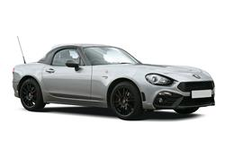 124 SPIDER ROADSTER Contract Vehicle