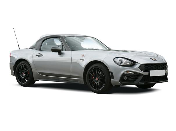 Abarth 124 Spider Roadster 1.4 T MultiAir 2dr Contract Hire & Leasing