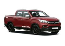 SSANGYONG MUSSO Double Cab Pick Up Rebel 4dr Auto AWD