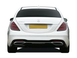 S CLASS SALOON Business Leasing
