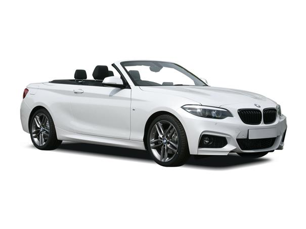 BMW 2 Series Convertible 218i M Sport 2dr [Nav] Contract Hire & Leasing