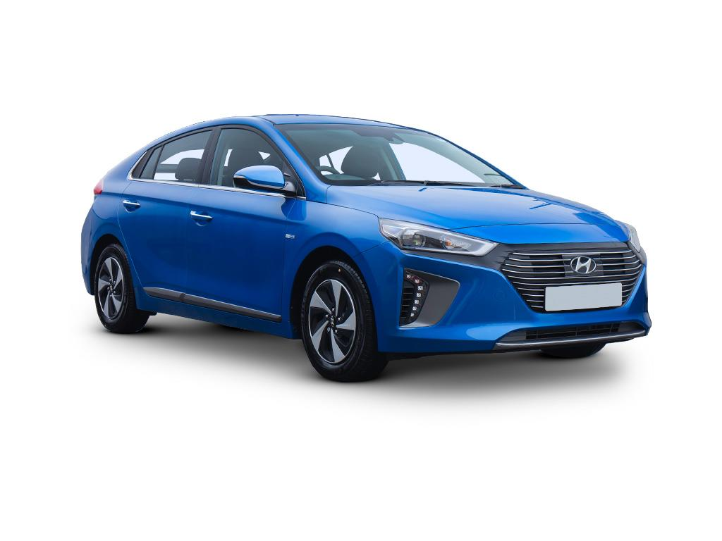 Hyundai Ioniq Hatchback 1.6 GDi Hybrid SE 5dr DCT Contract Hire & Leasing