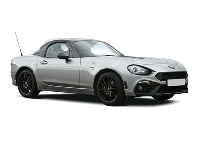 ABARTH 124 SPIDER ROADSTER 1.4 T MultiAir 2dr Auto