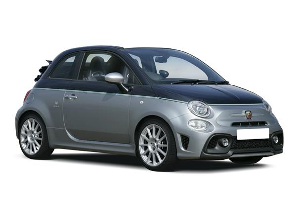 Abarth 695C Convertible Special Edition 1.4 T-Jet 180 Rivale 2dr Auto Contract Hire & Leasing