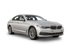 5 SERIES SALOON Contract Vehicle