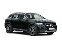 GLA DIESEL HATCHBACK Contract Vehicle