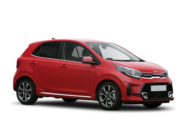 KIA Picanto Hatchback 1.0 GT-line 5dr [4 seats] Contract Hire & Leasing